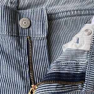 👖 Striped Levi's 524 👖